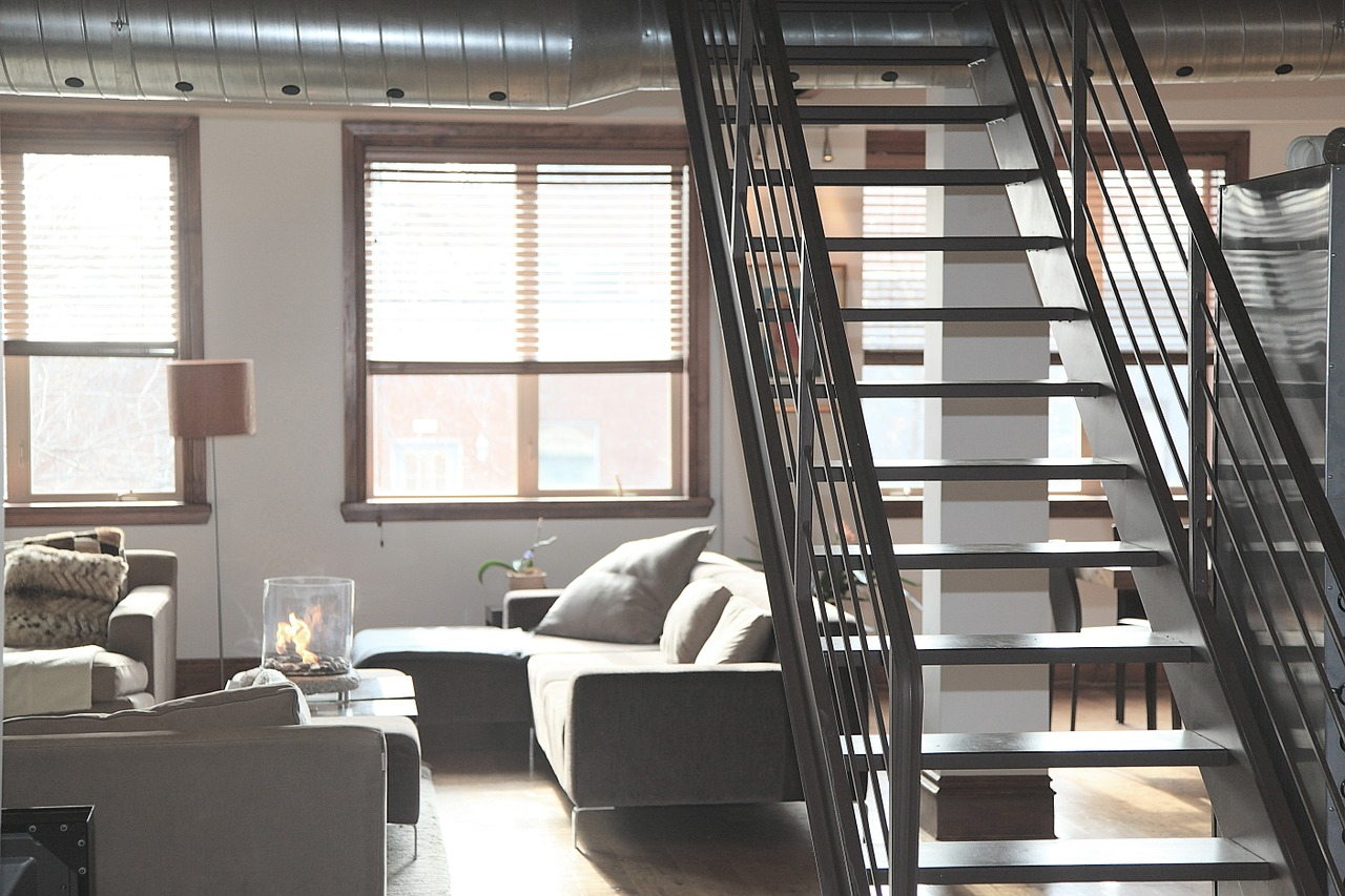 Choisir l'aluminium pour un intérieur design