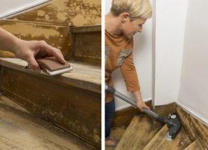 comment amenager un placard sous un escalier