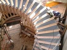 comment fabriquer un escalier helicoidal