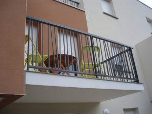 comment fabriquer un garde corps pour un balcon