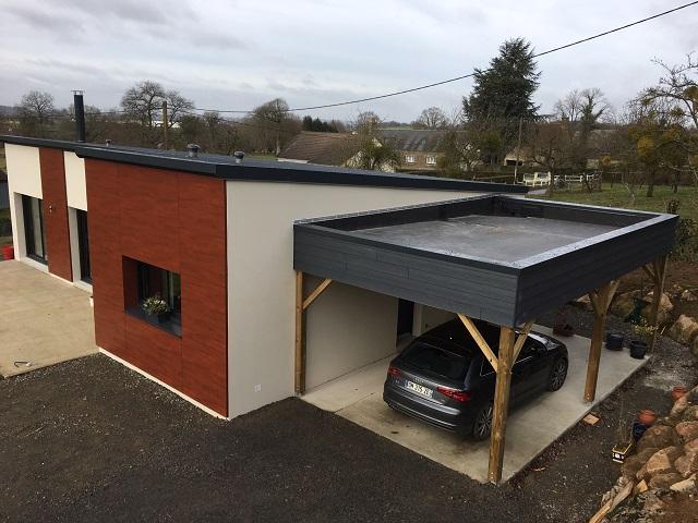 Étanchéité toit carport: comment bien faire ?